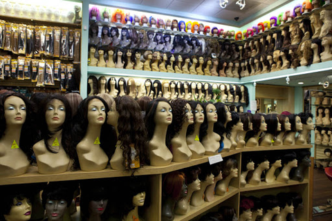 wigs and plus