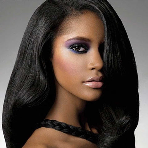 tape in body wave extension