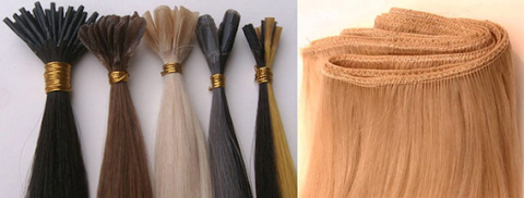 Fusion & Pre-Bonded Hair Extensions