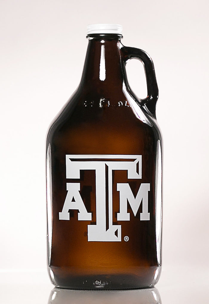 64 oz. Texas A&M Growler (Officially Licensed) - Haüs Of Growlers