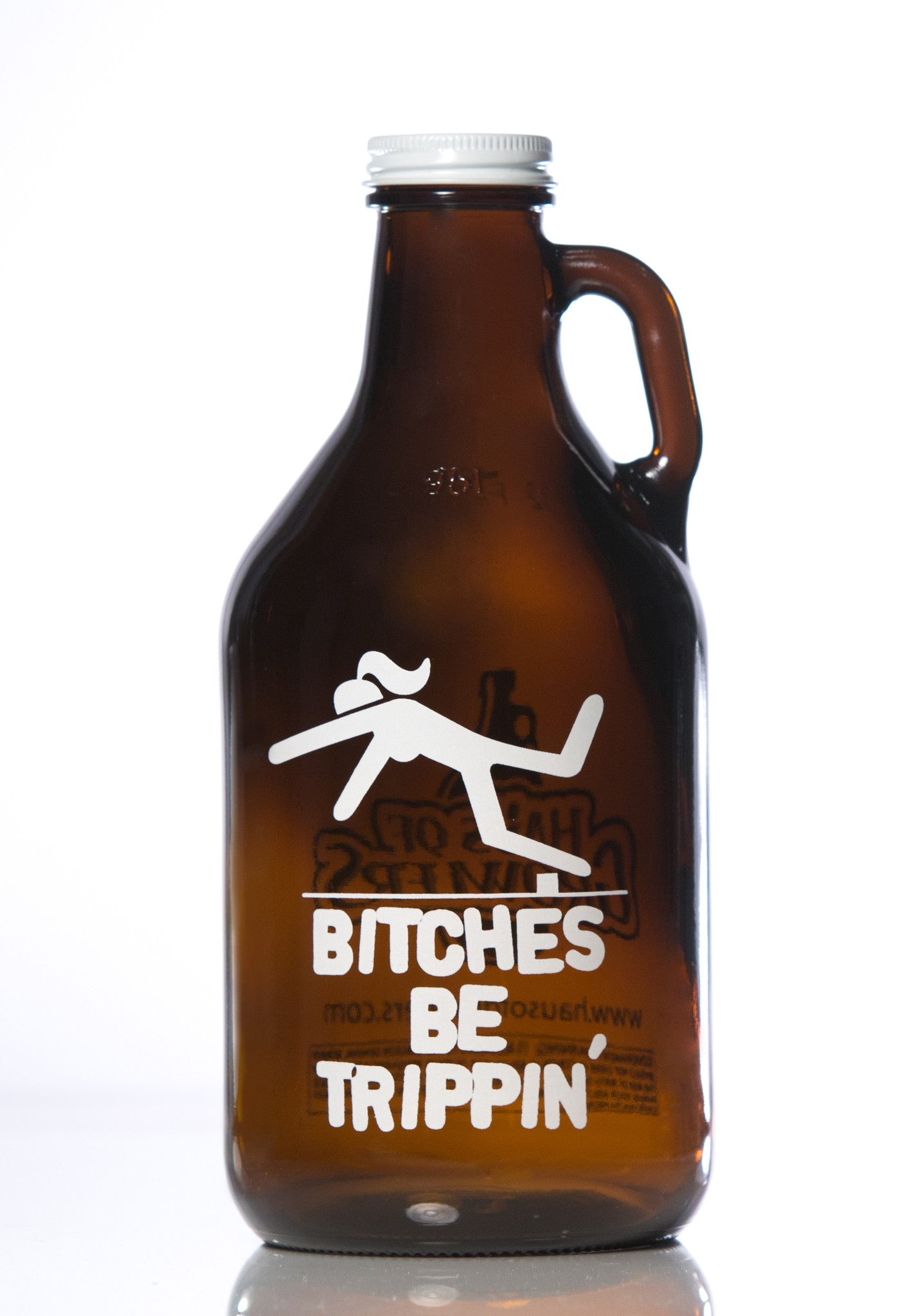 32 oz. Trippin Growler - Haüs Of Growlers