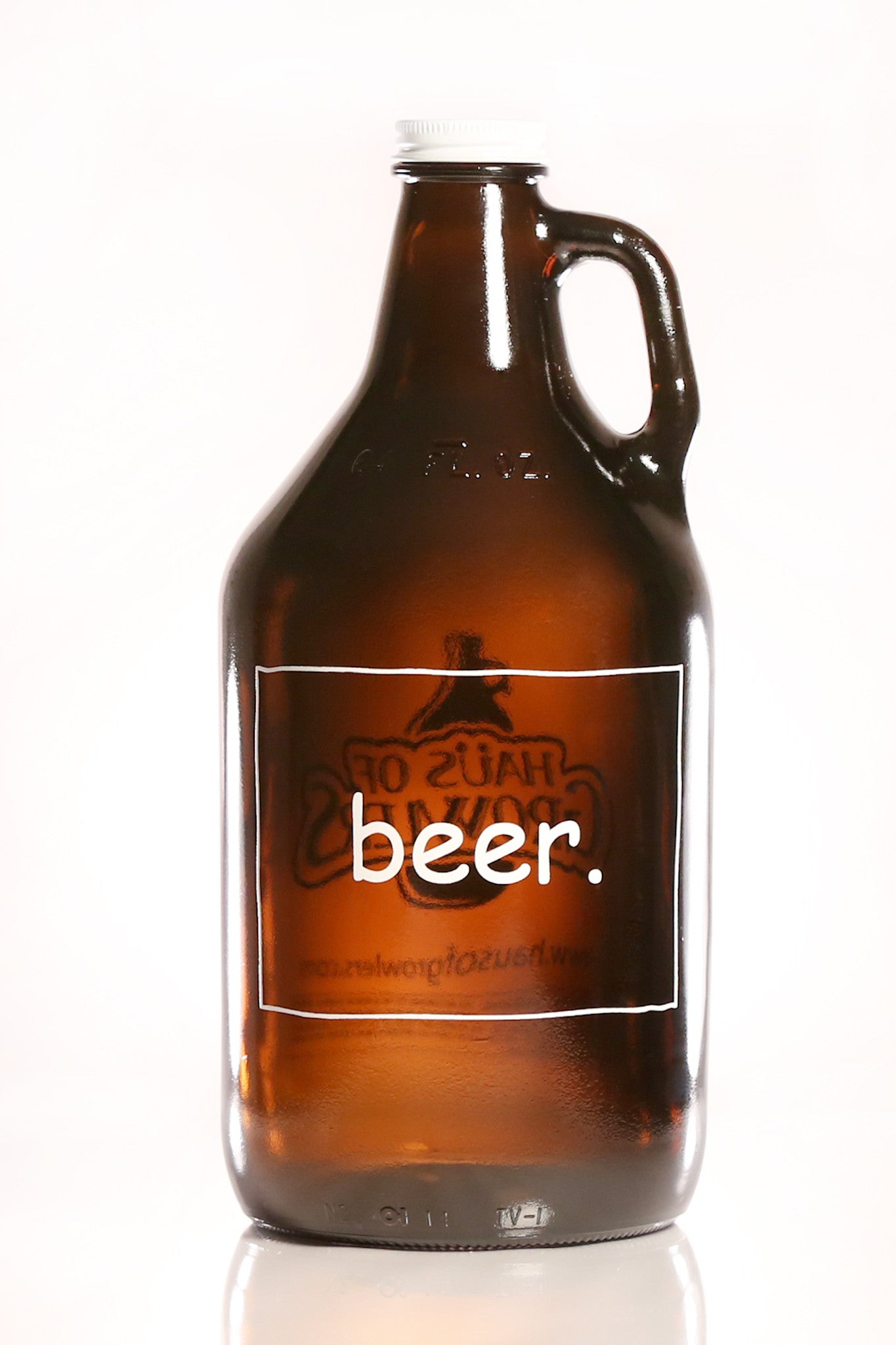 64 oz. Colorado Beer Growler - Haüs Of Growlers