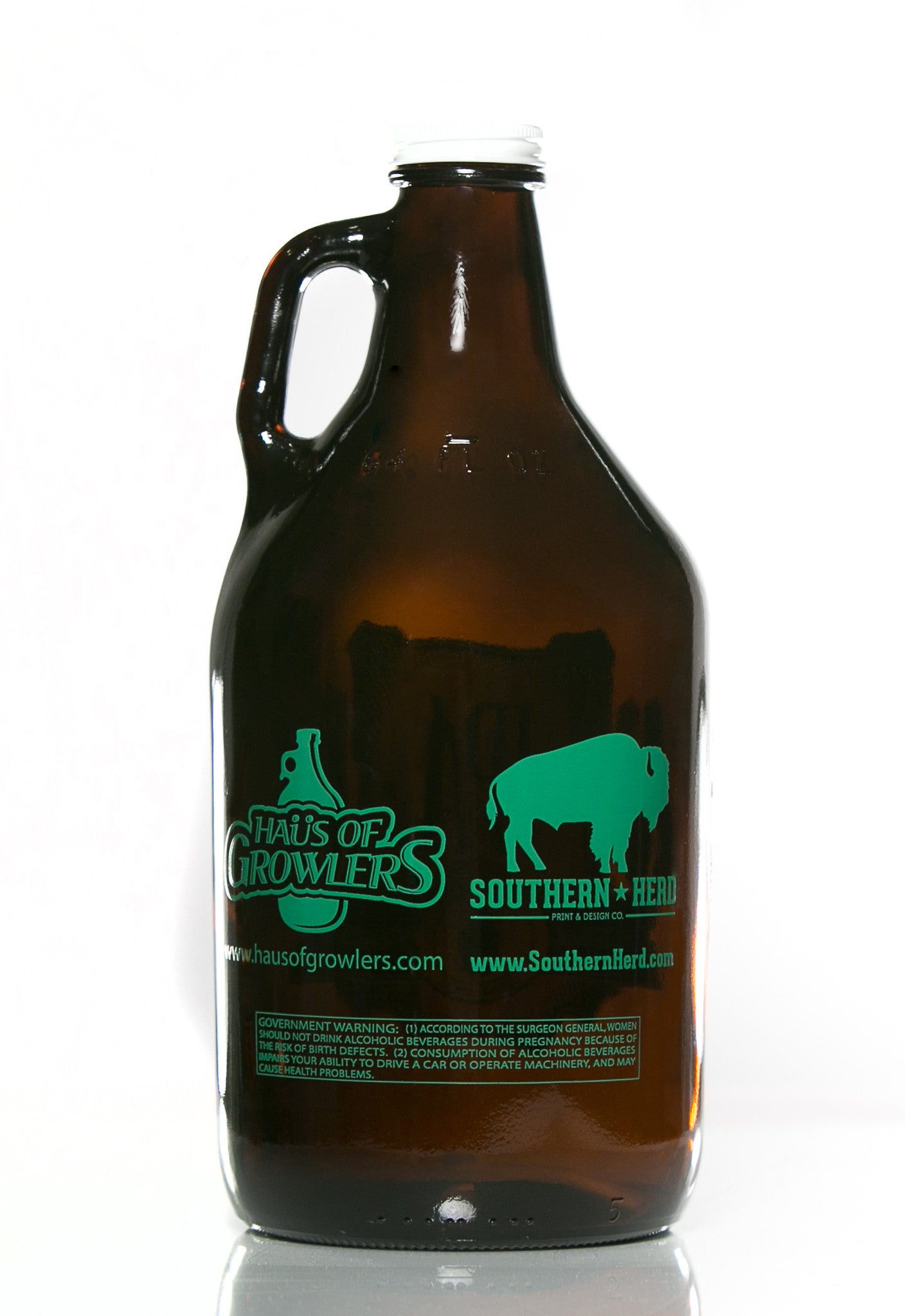 64 oz. IPA Growler - Haüs Of Growlers