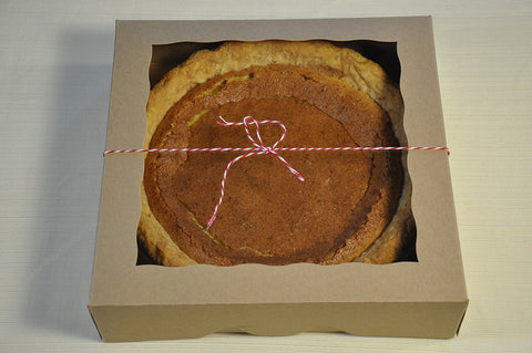 "10"" x 10"" Whole Pie Box"