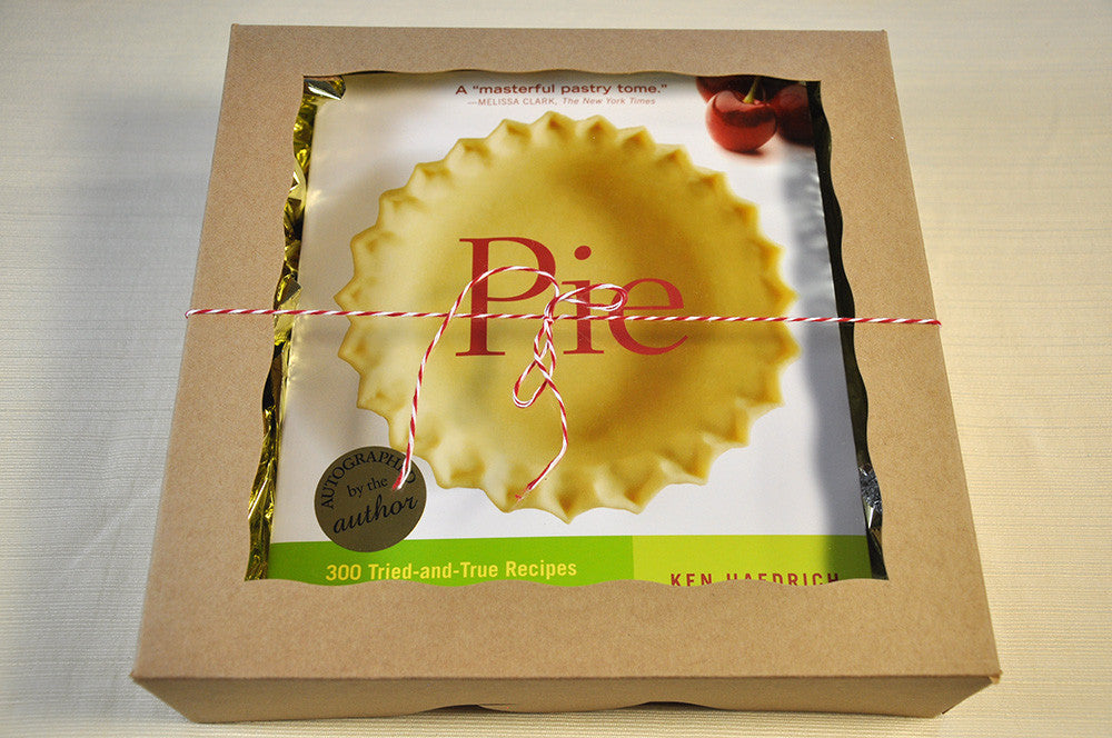 Pie Book in a Pie Box