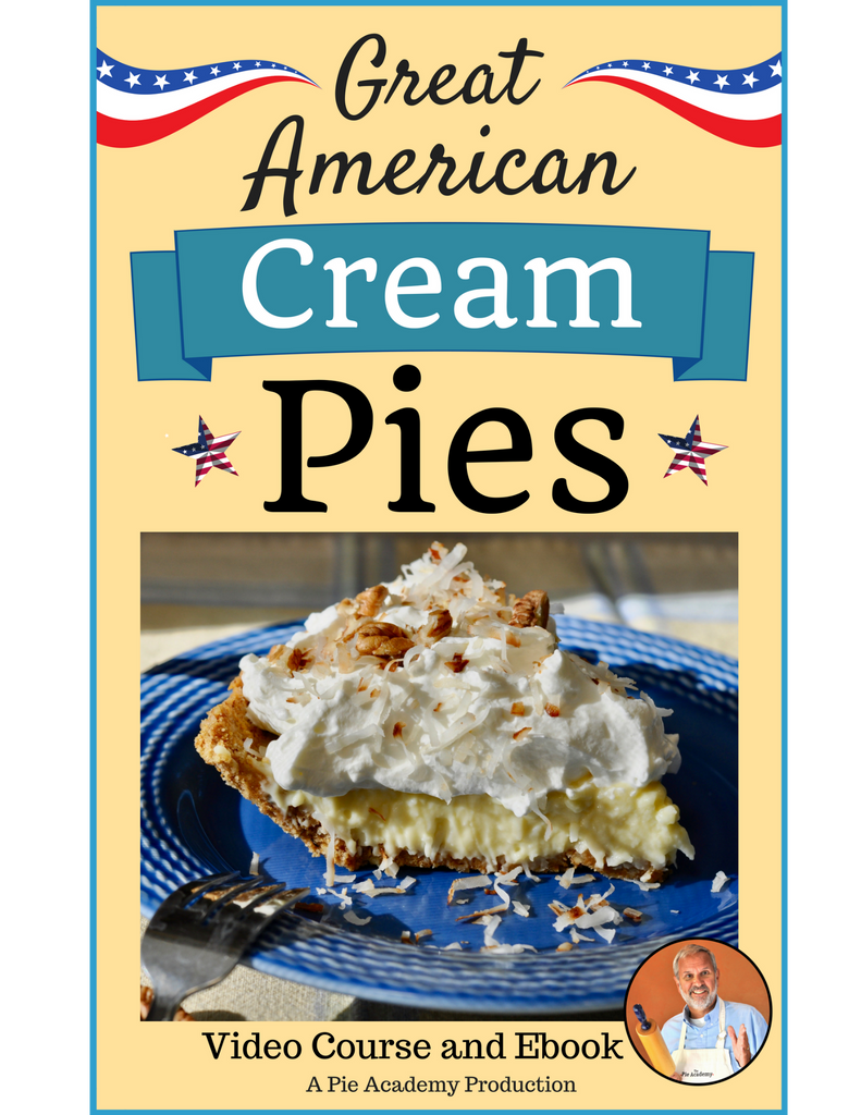Great American Cream Pies (Online Video Course)