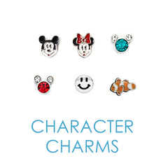 Favorite Character Floating Locket Charms
