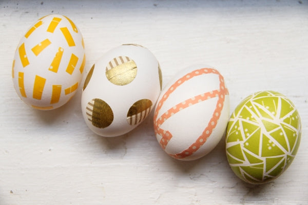 Lovely Indeed Washi Tape Easter Eggs