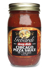 Gebardi Deep Dish Chicago Pizza Sauce
