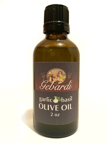 Gebardi Garlic Basil Olive Oil Sampler