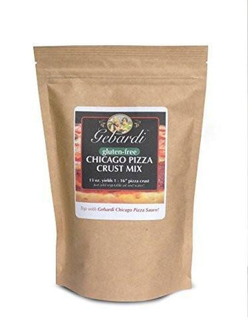 Gebardi Gluten Free Chicago Pizza Crust Mix