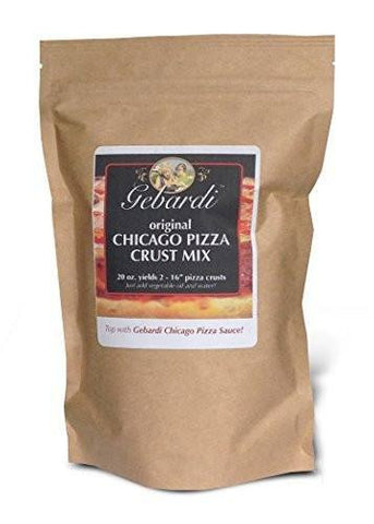 Gebardi Original Chicago Pizza Crust Mix