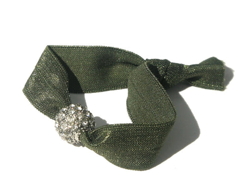 Army Armor - New Zealand Hand-made hair ties and headbands