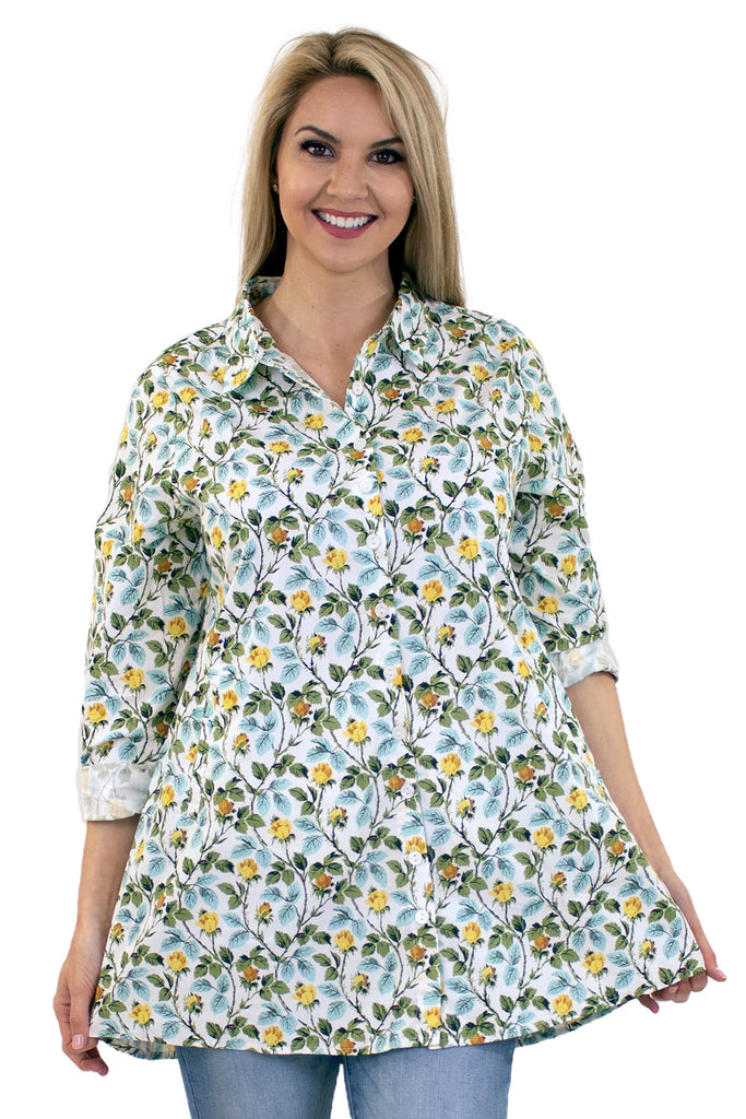 Dixie Tunic - Ladybird by Tulip Clothing