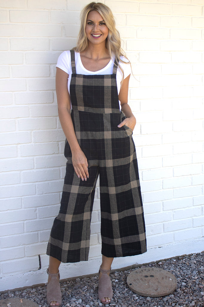 Elly Overalls - Clampett by Tulip Clothing