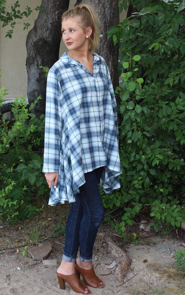 Mimi Tunic - Dartmouth by Tulip Clothing