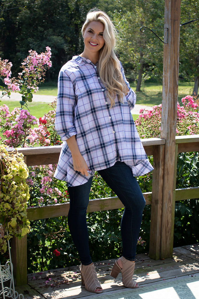 Mimi Tunic - Vineyard by Tulip Clothing