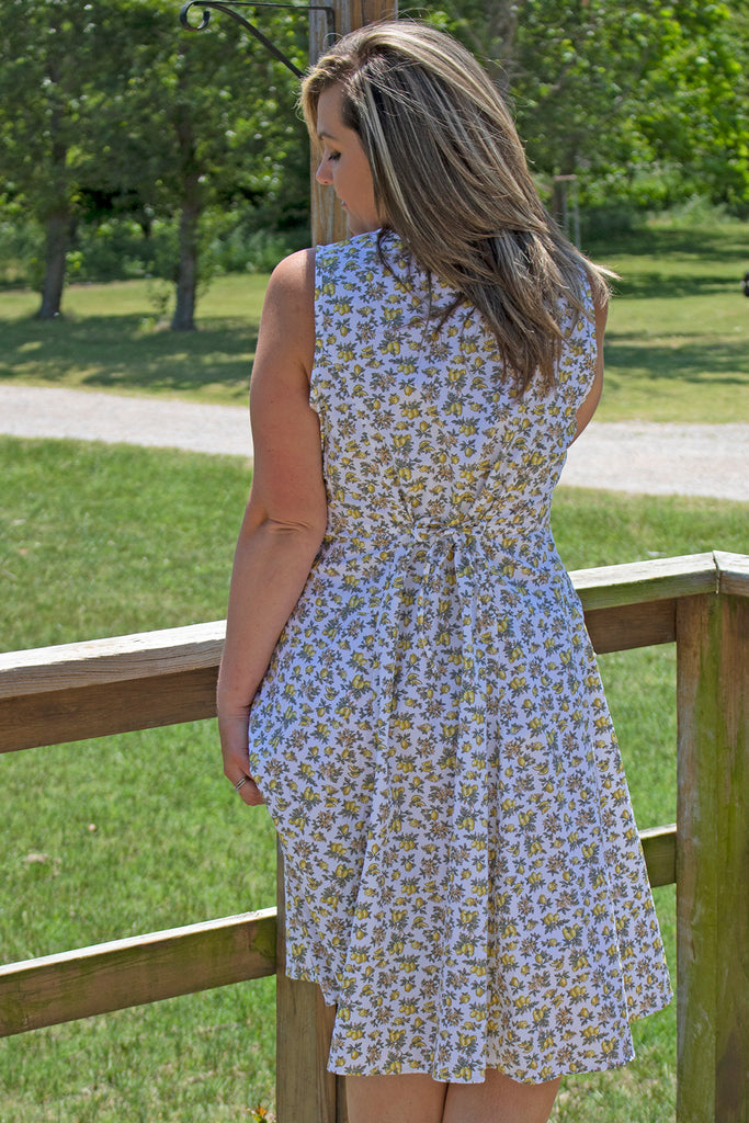 Myla Dress - Lemonade by Tulip Clothing