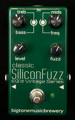 EQ'd Vintage Series Classic Silicon Fuzz