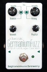 EQ'd Vintage Series Classic Germanium Fuzz