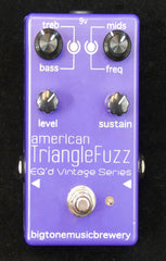 EQ'd Vintage Series American Triangle Fuzz