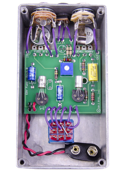 Vintage Fuzz Face Circuit Board Clone Kit