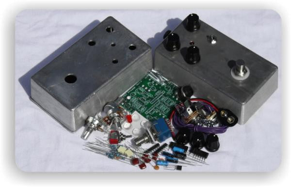Fet Preamp Build Your Own Clone