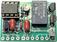 Relay Bypass Board For SD-1