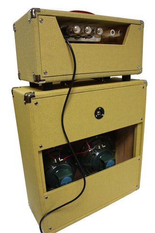 Tweed Royal w/ Head Cabinet – Build Your Own Clone