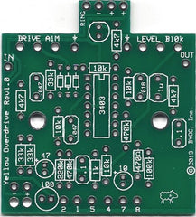 Yellow Overdrive PCB