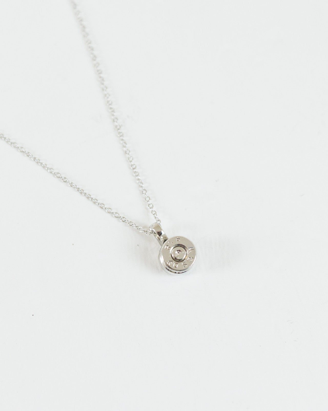 Bullet Inspired Necklace | Rose & Remington