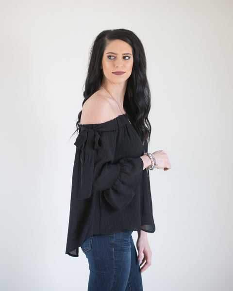 Show Off the Shoulder Top