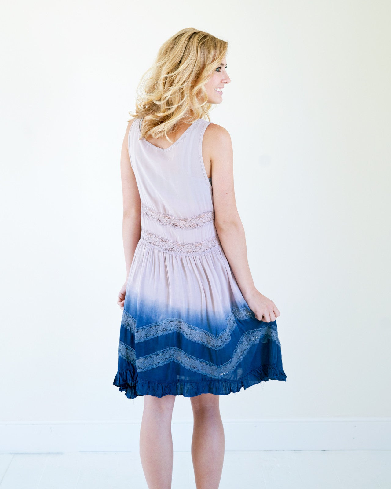 Ombre Dress | Rose & Remington