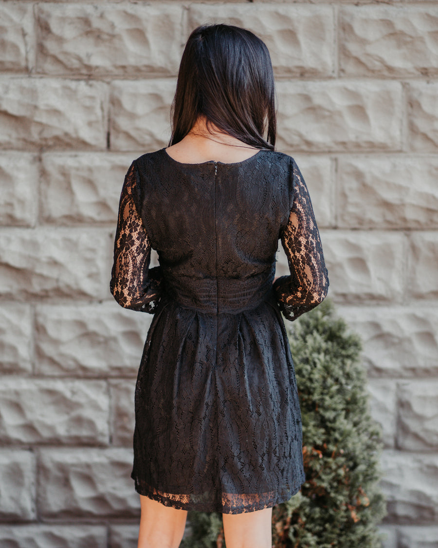 Faith Lace Dress