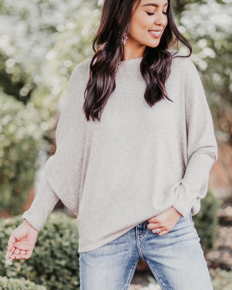 Hazel Roundneck Top