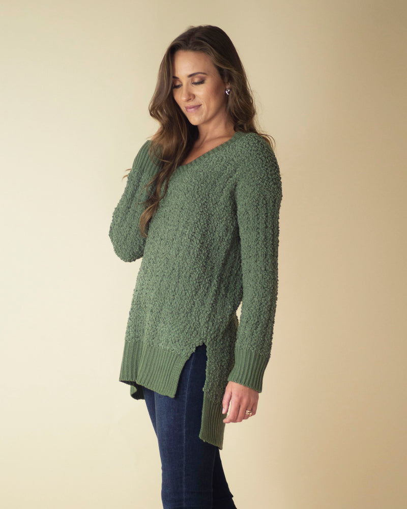 Zoe Everyday Knit Sweater