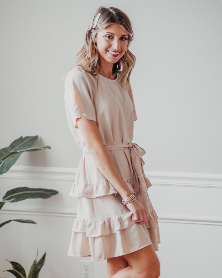 Melanie Tiered Dress
