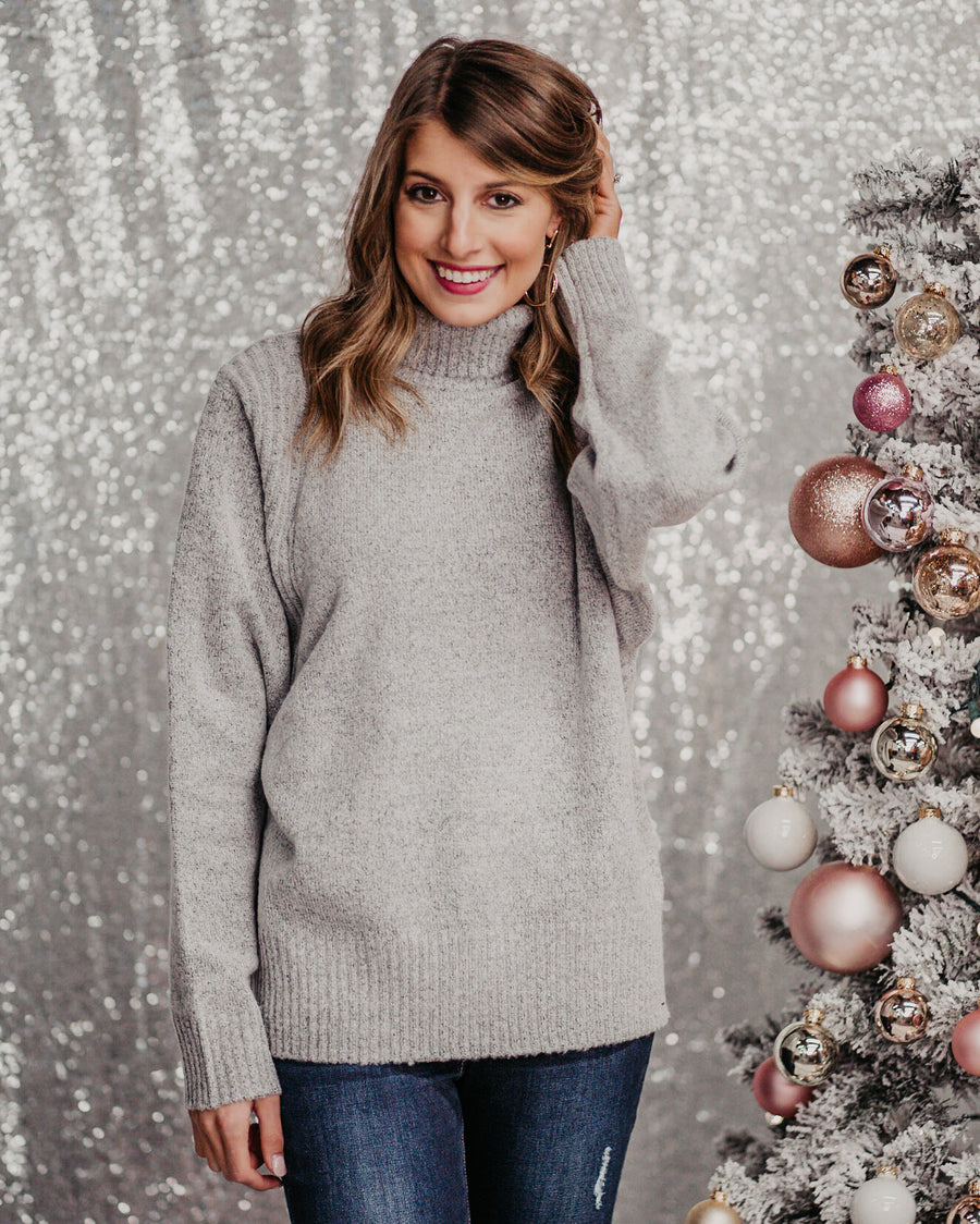 Kaitlin Ribbed Sweater
