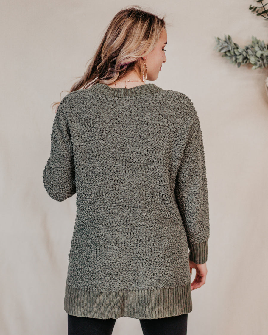 Penny Tunic Sweater