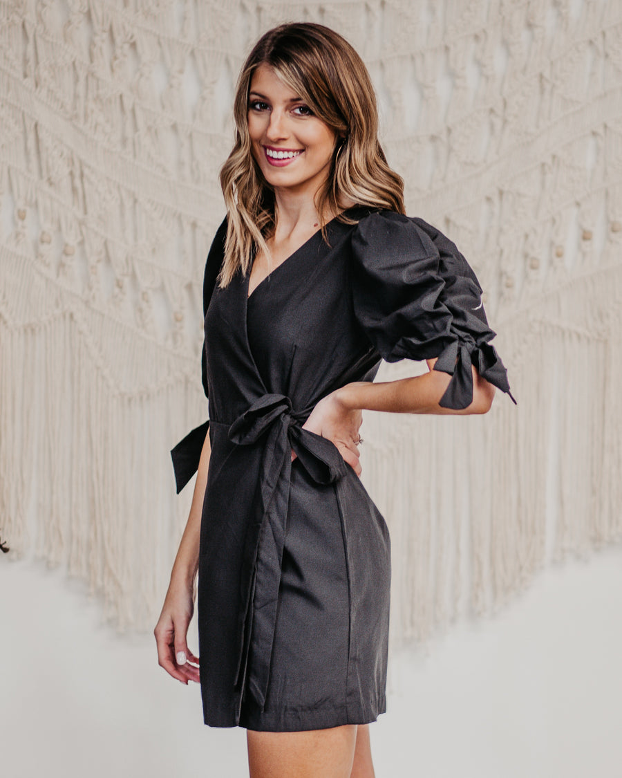 Addison Wrap Dress