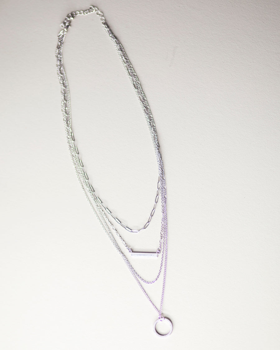 Samantha Layered Necklace