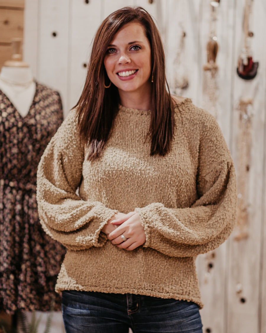 Aspen Roundneck Sweater