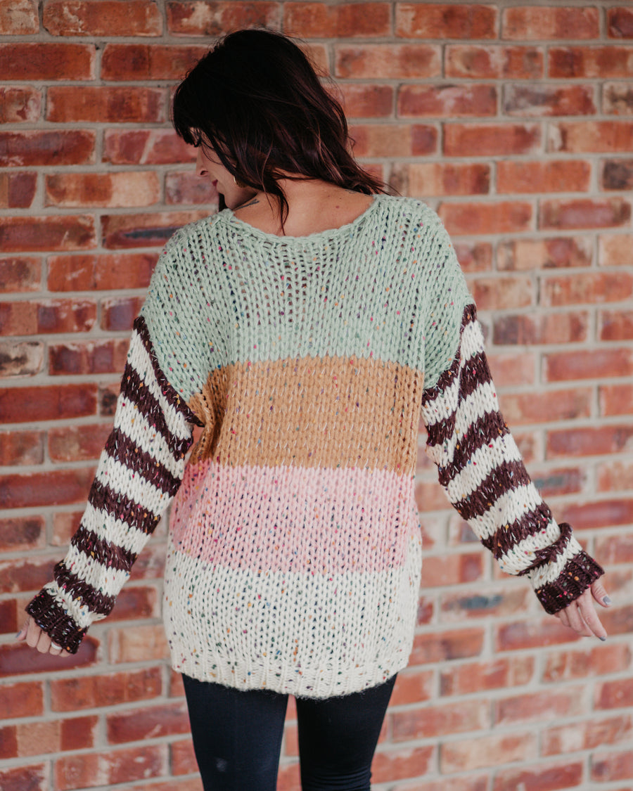 Sydney Multicolored Sweater
