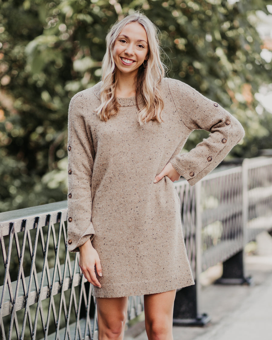 Lindsey Knit Dress
