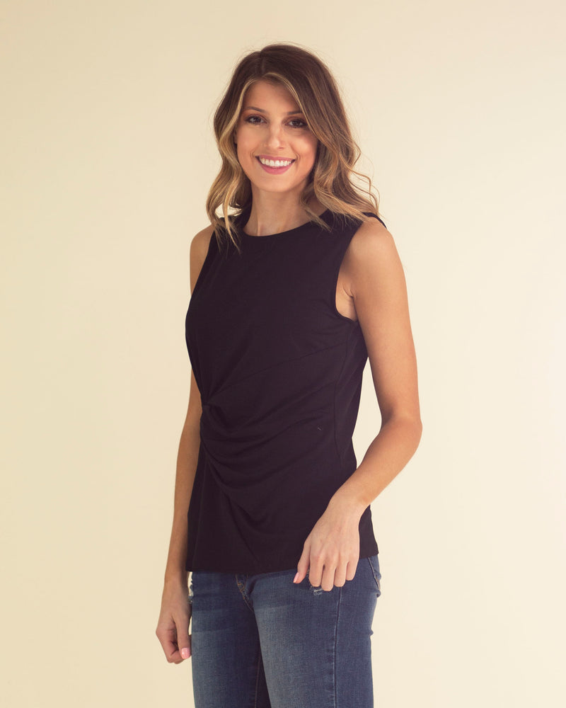 Kate Twist Front Top