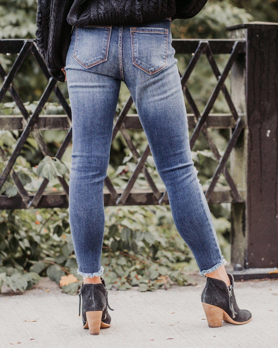 Kayla High Rise Jeans
