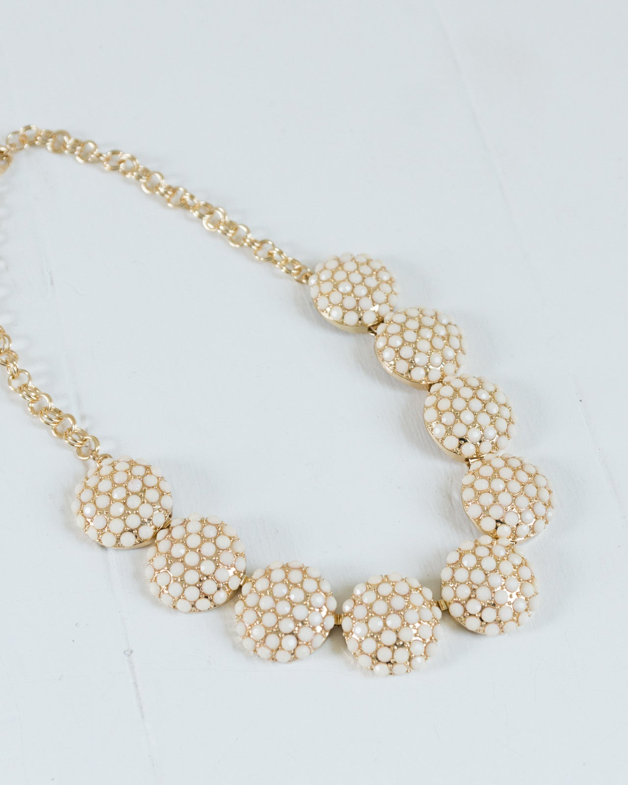 Vintage Cluster Necklace | Rose & Remington