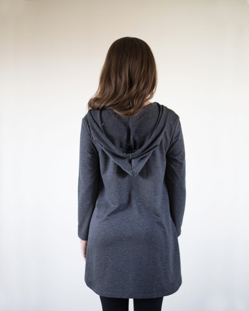 Hooded Tunic Top | Rose & Remington