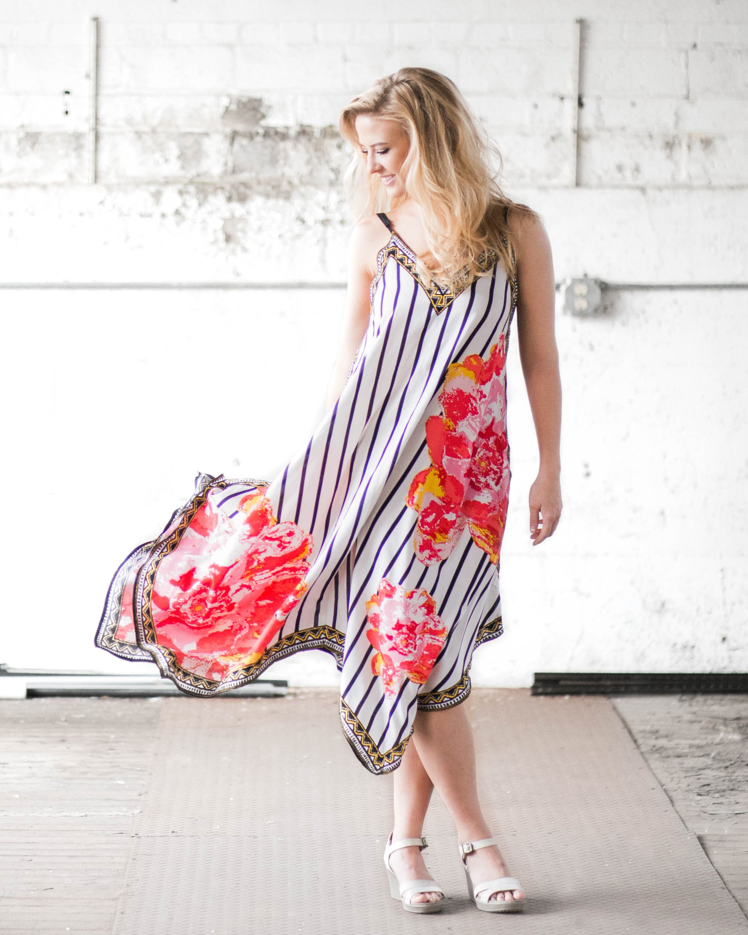 Endless Romance Floral Dress | Rose & Remington