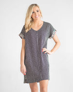 Bonnie V-Neck Vactioner Dress